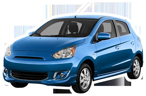 Car Seat Covers Mitsubishi Mirage LA Hatch 2013-Current